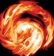 Skill Fire Sphere