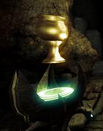 Queen Ormhildr's Cup returned (D2 FoV quest item)