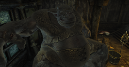 Gula in troll form (D2 FoV character)