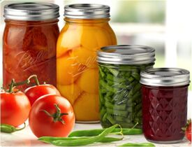 Canning-food