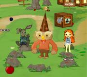 Dizzywood wizard summoning circle