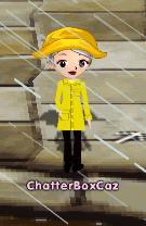 Rain Coat and Hat