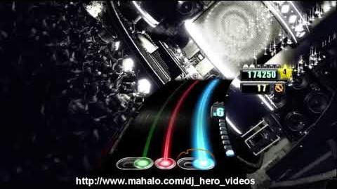 DJ Hero - Expert Mode - I Heard It Through the Grapevine vs Feel Good Inc