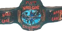 PCUW Hardcore Championship