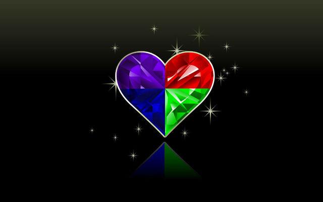 File:Blue Green Red Purple Heart.jpg