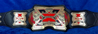 X Division belt copy