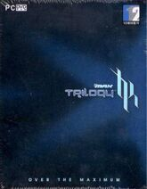 DJ Max Trilogy Cover