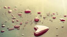 Sercowy deszcz