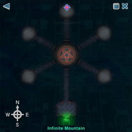 Infinite Mountain Dungeon