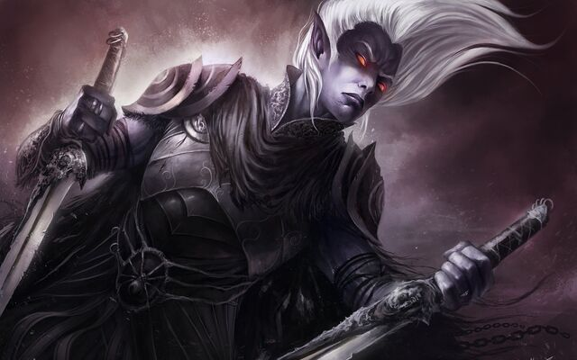 File:Fantasy-Art-Drizzt-Drow-Dark-Elf-Desktop-Images.jpg