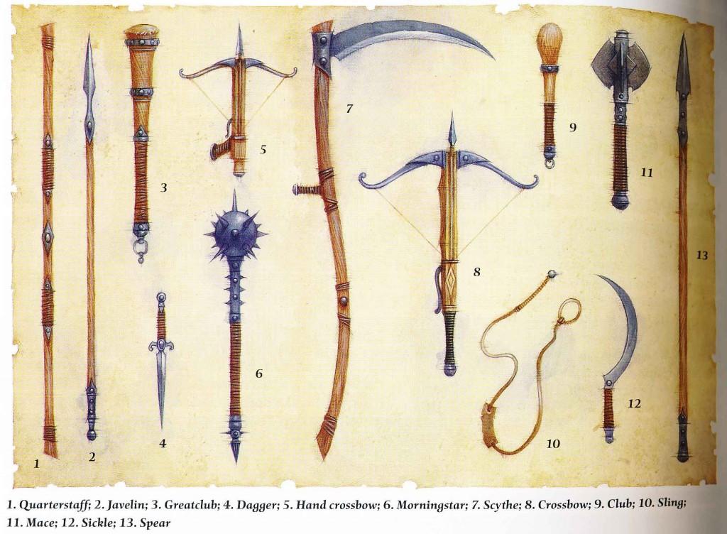 Spear Sword Medival 2 Attack Bonus Stats