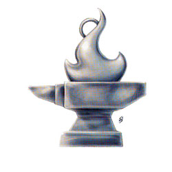 Moradin symbol - Mike Schely