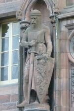 statue of Sir William Wallace