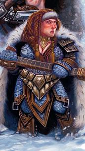 Dwarf Fighter Female