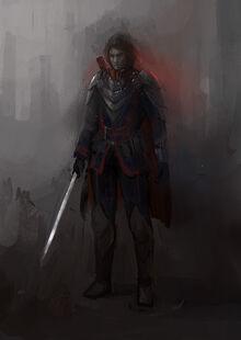 Vampire lord by jimhatama