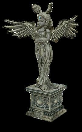Altea statue