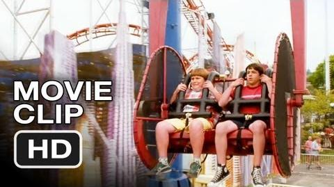 Diary of a Wimpy Kid Dog Days Movie CLIP - Decapitated (2012) - Zachary Gordon Movie HD