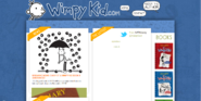 Wimpy kid site1