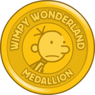 Wimpy Medallion