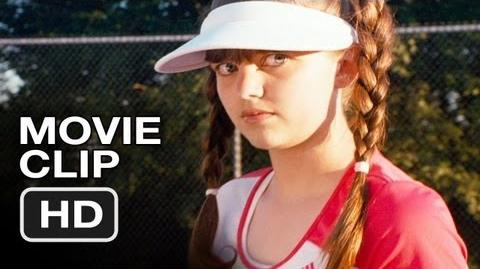 Diary of a Wimpy Kid Dog Days Movie CLIP - Tennis (2012) - Zachary Gordon Movie HD