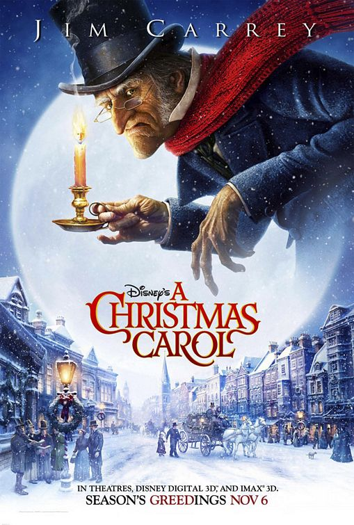 a christmas carol 2009 ignorance and want