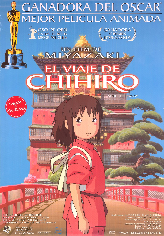 El viaje de Chihiro | Doblaje Wiki | FANDOM powered by Wikia