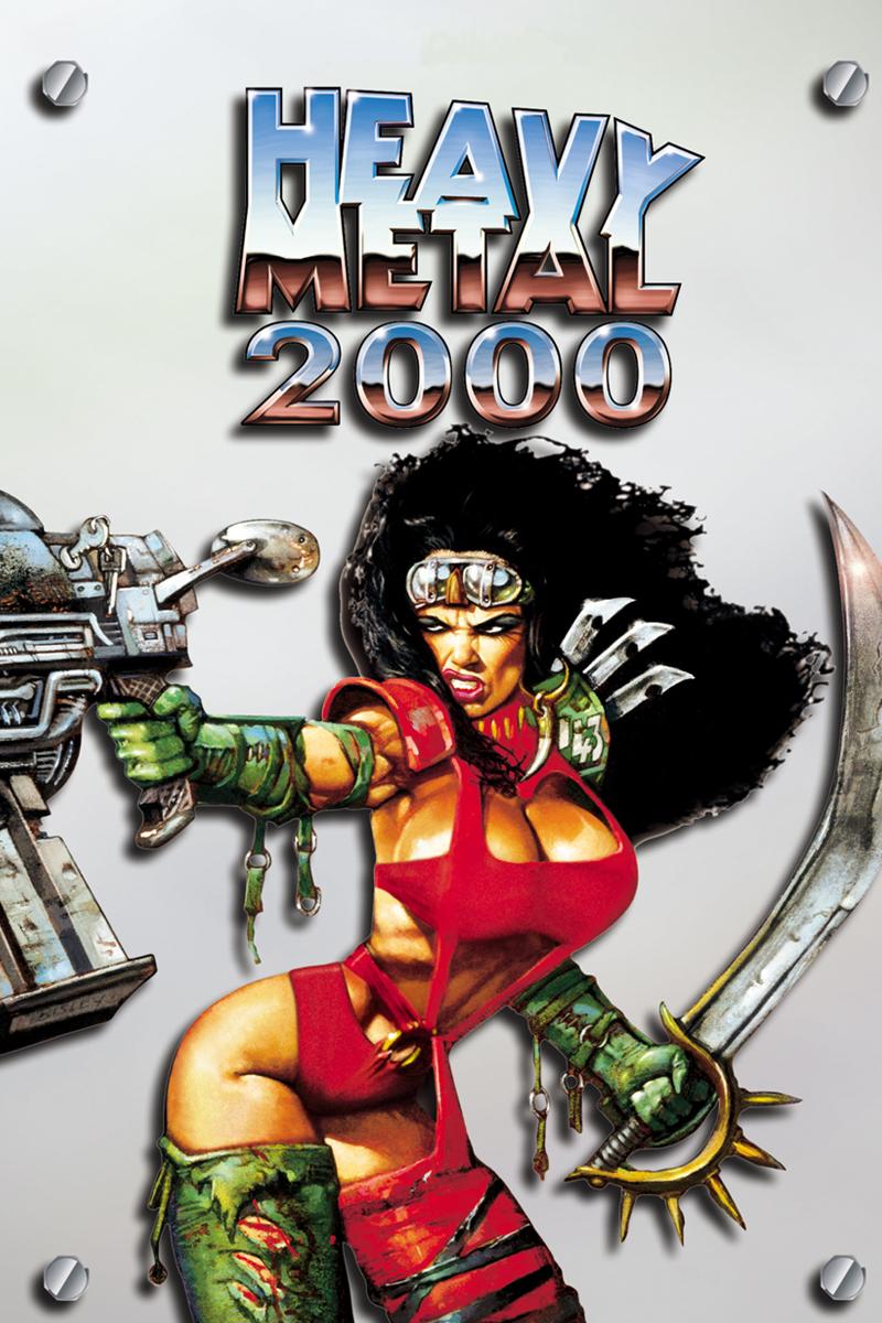 Heavy Metal 2000 | Doblaje Wiki | FANDOM powered by Wikia