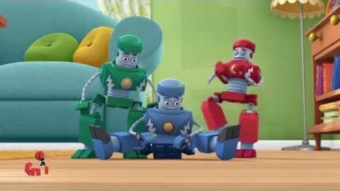 """Family"" Song Doc McStuffins Disney Junior UK"