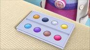 Paint colors from doc mcstuffins