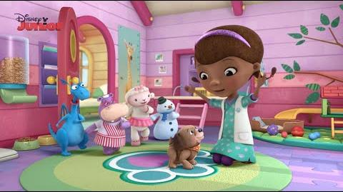 """Get Your Pet to the Vet"" Song 1 Doc McStuffins Disney Junior UK"