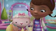 Doc, Lambie and Baby Lacie