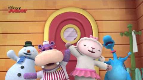 """Get Your Pet to the Vet"" Song 2 Doc McStuffins Disney Junior UK"