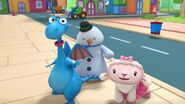Stuffy, Lambie and Chilly