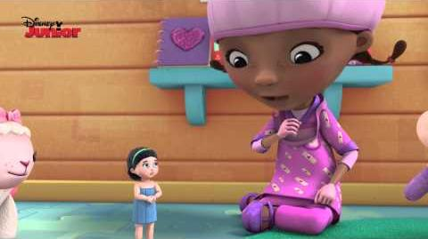 """Be Brave"" Song Doc McStuffins Disney Junior UK"