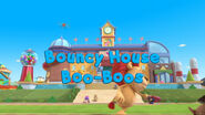 Bouncy house boo boos title