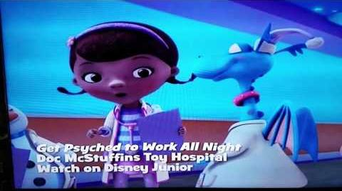 DocMcStuffins Night Shift