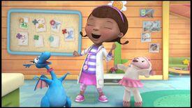 Doc, Stuffy and Lambie