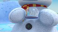 The dude's snow globe
