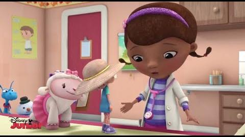 """""""Take Your Doc To Work Day"""" Song Doc McStuffins Disney Junior UK"""