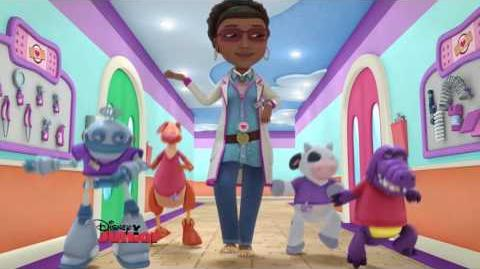 Doc McStuffins - Welcome to the Hospital (Clip)