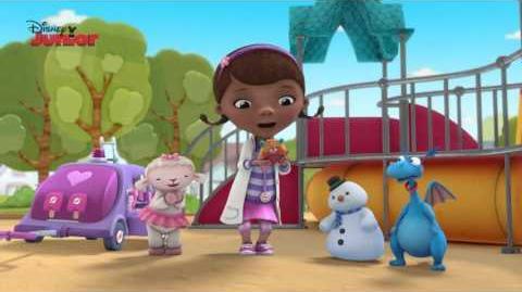 A Toy To Love Song Doc McStuffins Pet Vet Official Disney Junior UK HD