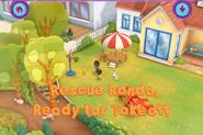 Rescue Ronda, Ready for Takeoff