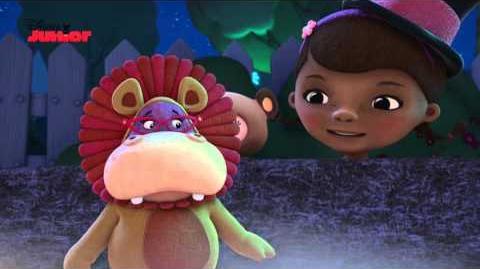 Safe 'N Spooky Time Song Doc McStuffins Disney Junior UK