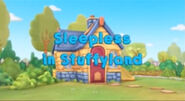 Sleepless in stuffyland title