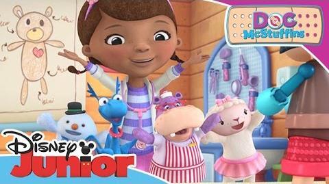 Disney Junior Garden Party - Doc McStuffins Ready For Action Official Disney Junior Africa
