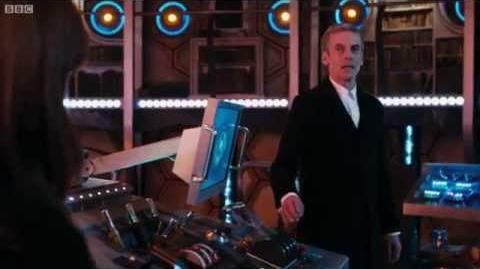 """""""I'm The Doctor, I've Lived For Over 2000 Years..."""" - Deep Breath - Doctor Who - BBC"""