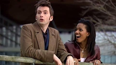 Is Captain Jack The Face of Boe? - Last of the Time Lords