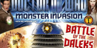 Doctor Who Monster Invasion (Liste des magazines)