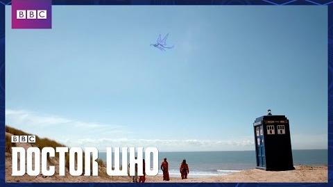 The Moon Hatches - Kill The Moon - Doctor Who - BBC