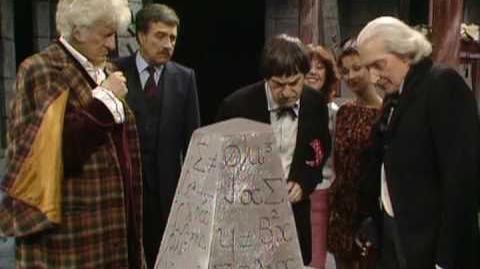The Doctors Reunite - The Five Doctors (VO)